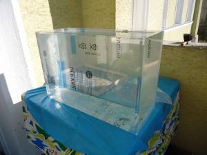 aquarium-plexiglas