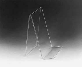 S01-6 - Buchstaender Plexiglas
