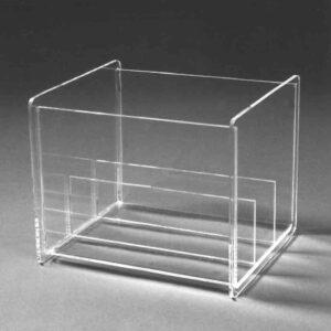 S30-3 prospektstaender plexiglas