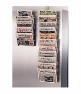Zeitungs- und Zeitschriftenleitern